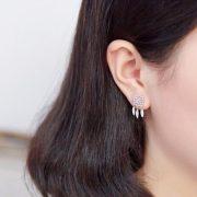 DREAM CATCHER STUD EARRINGS