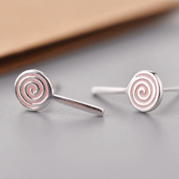 LOLLY-POP STUD EARRINGS